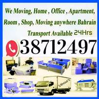 Shifting moving company in Bahrain