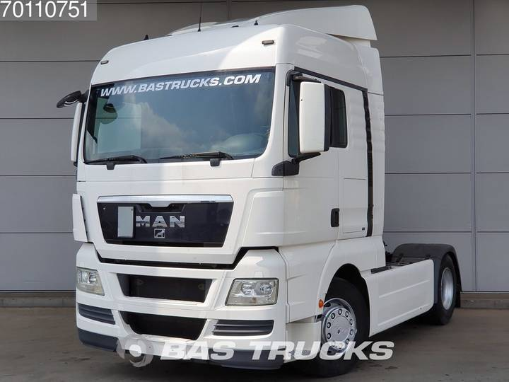 MAN TGX 18.440 4X2 Intarder Euro 5 - 2012