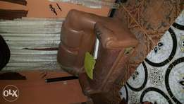 Used complete set of chair