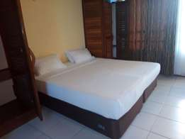 Beach Front 2 Bedroom Apartment Nyali.