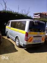 Sell your Toyota Hiace 7l hustle free chap chap!! Call number below