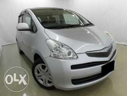 Toyota Ractis 2009 For Quick Sale Asking Price 830,000/=