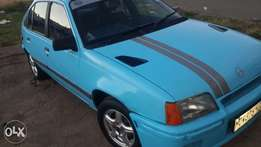 Still fresh and well maintained opel kadett 1.6l for sale