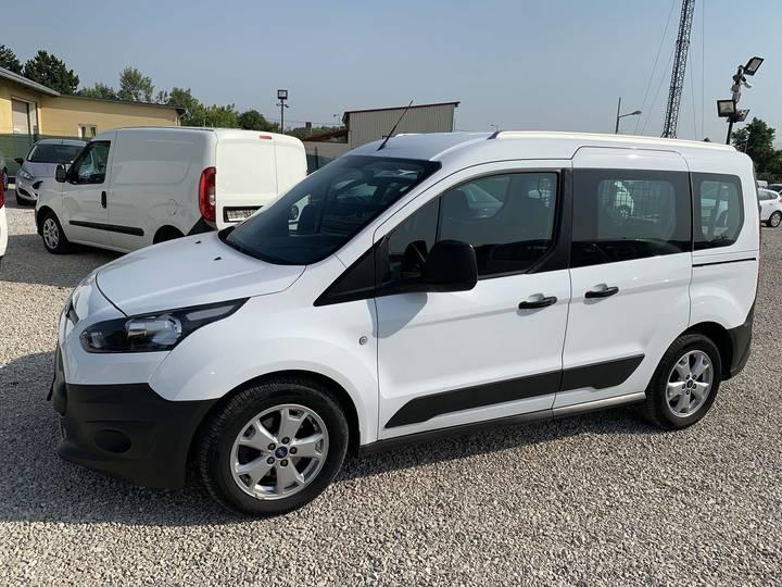 Ford Transit Connect 1.6TDCI 5seats LCV(N1) Net 10499 EUR - 2016