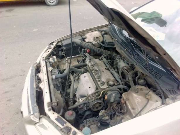 Registered Honda Accord, 2001 model. Yaba - image 6