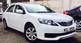 toyota allion latest shape 2012 model KCL just arrived 1,399,999/=