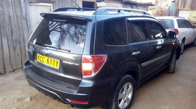 Subaru Forester 2011 Model for the Loove of Speed Kariobangi South - image 1