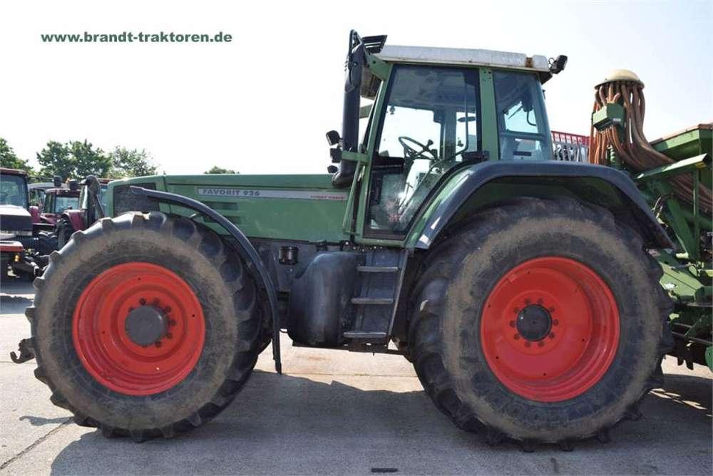 Fendt 926 Vario - 2000