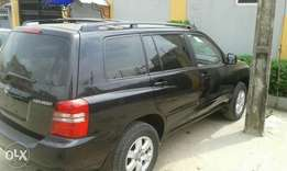 Toks 02 toyota highlander lag cleared for N2.350k