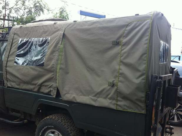 MCI Ltd: Canvas hoods and covers for Land Cruisers Industrial Area - image 4