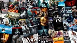 HD Movies, Series Softcopy