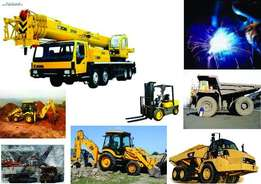 777 Dump truck operator training front end loader Accredited school