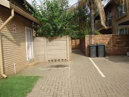 3 beds, 2 bath townhouse in Lamontagne for R7900 with a garden