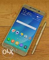 Samsung Galaxy Note5 Quick on sale new phone and original golden