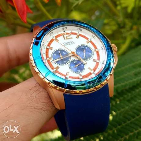 Guess Blue New