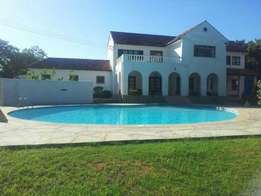 Nyali fully furnished 5 bedrooms all ensuite Maisonettes on 1 Acre