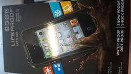 An iPhone 4 or 4s cover