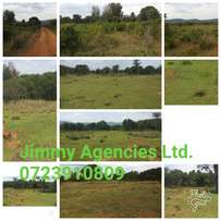 5 acres in Nanyuki at 850k per acre