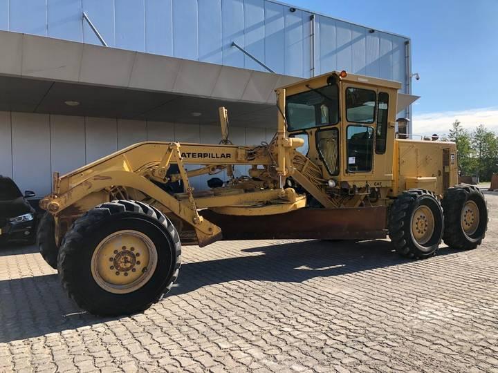 Caterpillar 130G - 1986