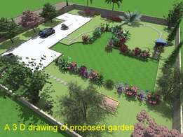Excellent Landscapers in Nairobi