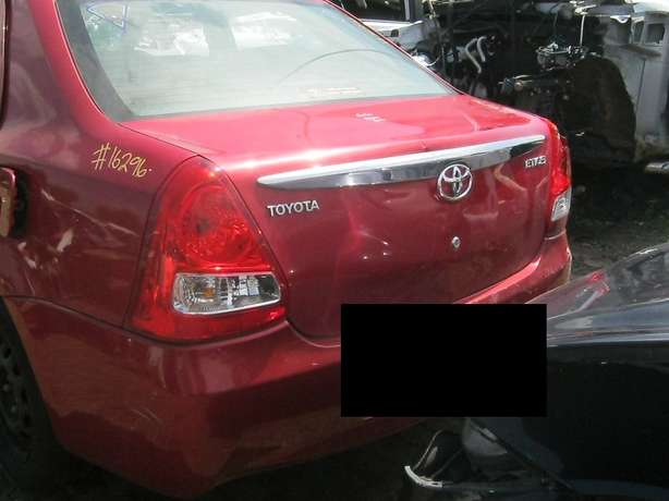 2012 TOYOTA ETIOS Stripping for spares Newcastle - image 2