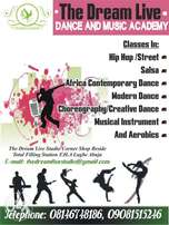 Dance and music classes