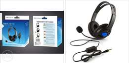 Headset with mic for P4/X-one