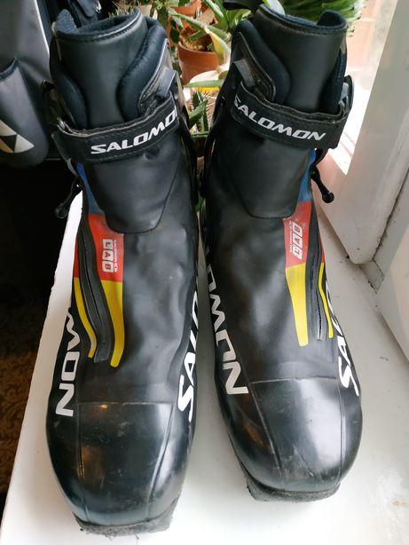 Buty salomon carbon skate 42 biegowki Andrespol • OLX.pl
