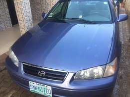 Neatly Used 2002 Toyota camry, Just like Tokunbo