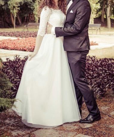 c778b2470e Koziegłowy Używane suknie ślubne