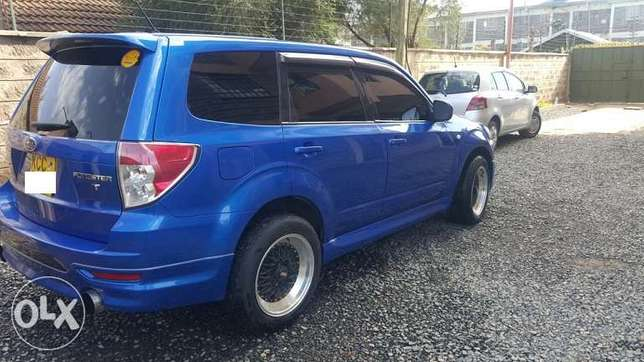 Subaru Forester XT, 2008, KCC, Auto, Turbo, Lots of Extras, Very Clean Nairobi West - image 3