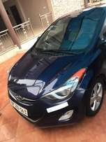 Hyundai Elantra, neat, 2013 model for sale