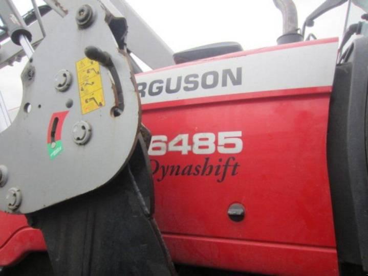 Massey Ferguson 6485 - 2004 - image 7