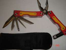 Camping Pocket Multi-tool, good for picnic, fishing and etc