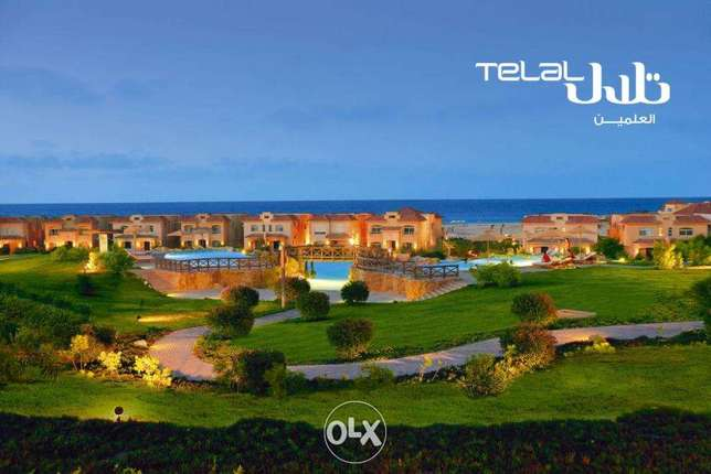 Chalet for sale in Telal El Alamein North Coast