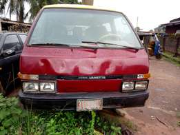 Nissan Vanette Registered