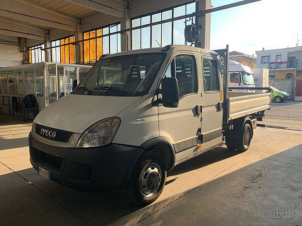 Iveco Daily 35c14 - 2011