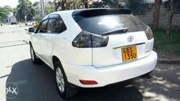 KBS Toyota Harrier 2.4cc Fully loaded