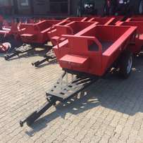 1,5 ton tractor drawn trailers for sale