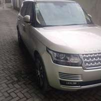 2015 Range Rover Vogue Supercharged Available