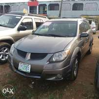Registered Pontiac Vibe - 2004