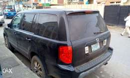 First body!!! Honda Pilot 2005 model