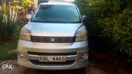 A maintained 2007 Toyota Voxy for sale