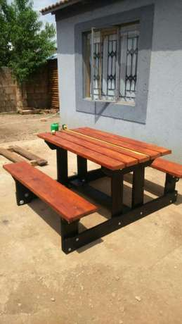 Benches manufactured from R1400 Soshanguve - image 4