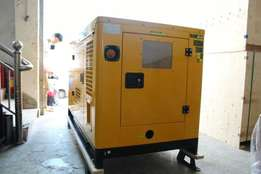 25 Kva Silence Diesel Generators With Canopy