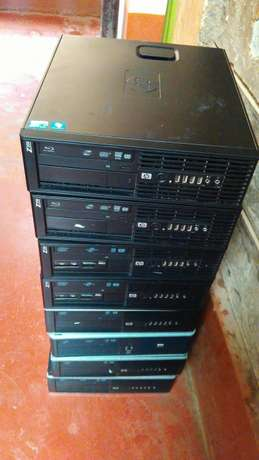 Hp Z200 core i5 4gb ram 500hhd nvidia graphics card Embakasi - image 1