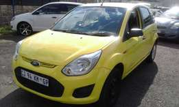 Ford Figo 1.4 Colour Yellow Model 2013 5 Door Factory A/C&CD Player