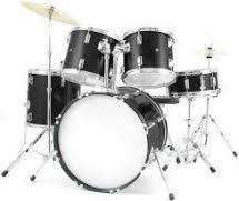 BK Percussion Drumset