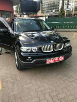 BMW X5 in pristine condition