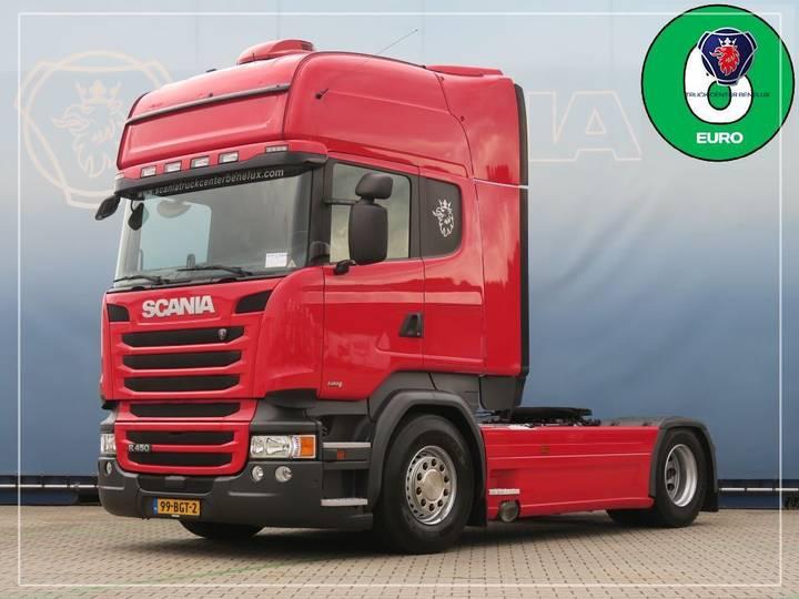 Scania R450 LA4X2MNA   PTO   SCR-only - 2016